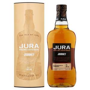 Jura Journey Malt Whisky 70Cl - £22 instore @ Tesco, Bletchley