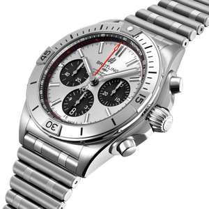 Breitling Chronomat B01 42 Steel - £5652 Pre order with 15% off using code @ Burrell's