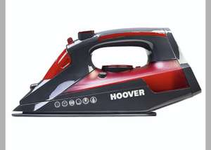 Hoover TIM2700A IronJet Steam Iron, 2700W Ceramic Soleplate - £19.90 / £26.89 delivered @ Sonic Direct