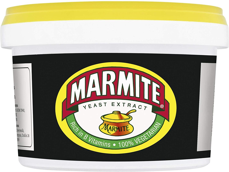 Marmite Yeast Extract Vegan Spread, 600g Tub - £7.20 Prime / +£4.49 non Prime at Amazon