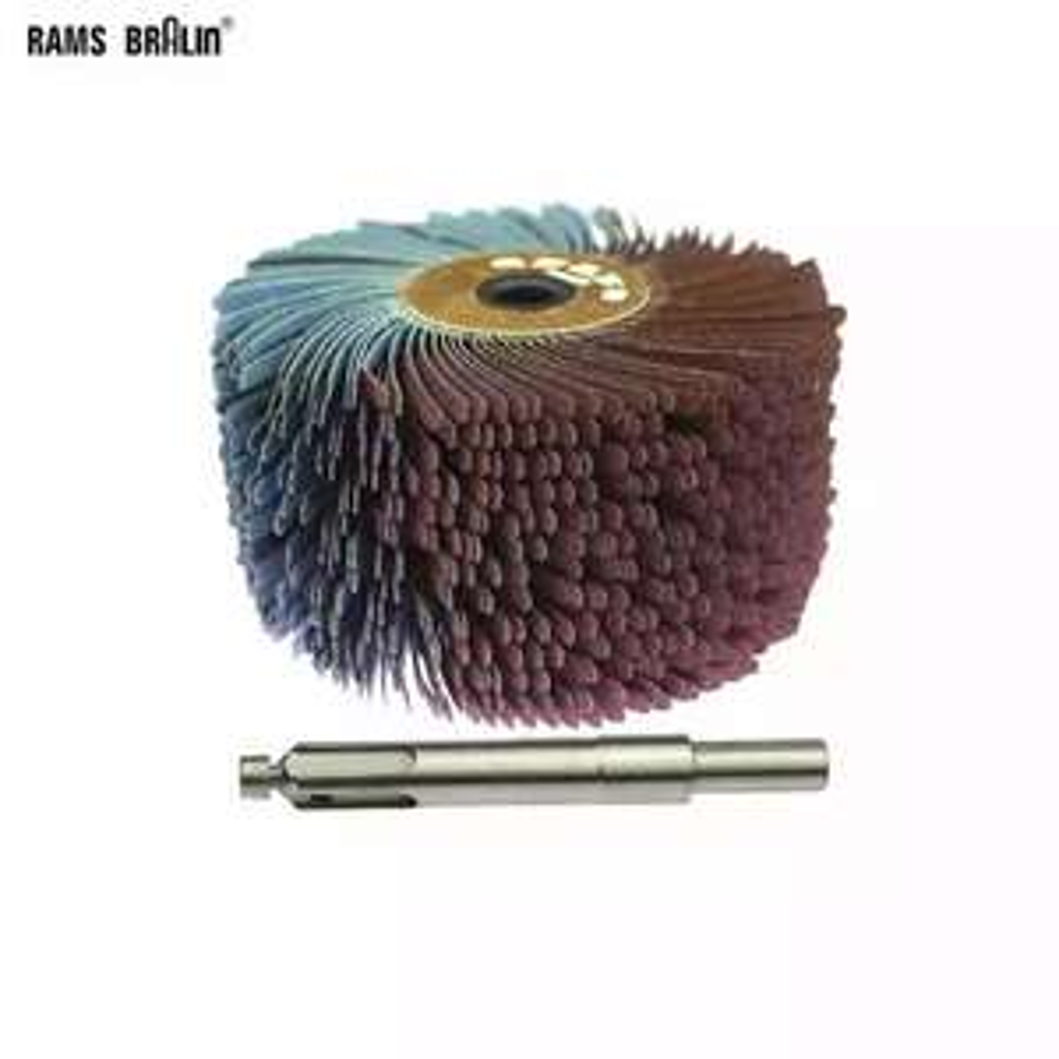 1 piece Sanding Cloth Mop Drill Woodworking Grinding Head Wheel 60mm x 115mm £8.14 @ AliExpress LPaladin Abrasive Tools Store