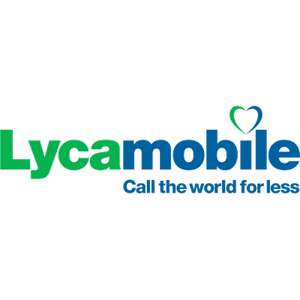 Lycamobile (o2) Unlimited calls/texts/data 30 days £25