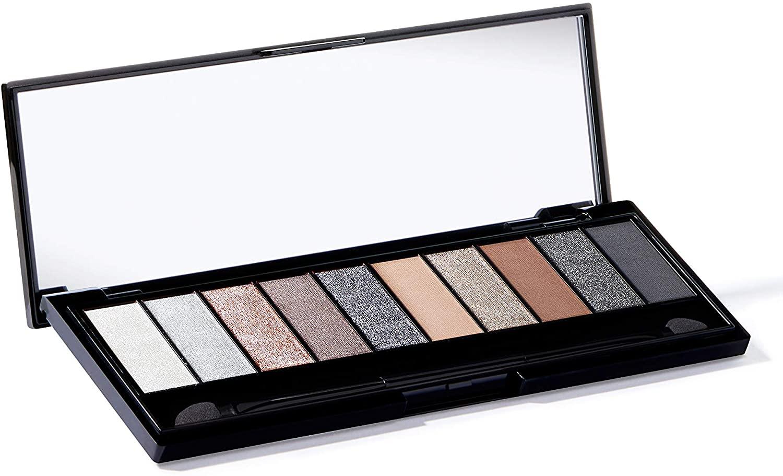 find. Eyeshadow Palette (10 Shades) - Midnight Queen No.1 £2.76, S&S £2.62 (+£4.49 Non-Prime) @ Amazon