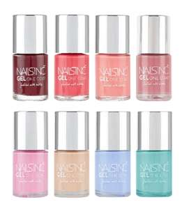 Eight (10ml) Nail polishes at Nails Inc. for £24.95 delivered