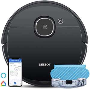 ECOVACS OZMO 920 Robot Vacuum + Mop, Laser Map Tech, Virtual Boundary, Alexa & App - £360.98 Sold by ECOVACS and Fulfilled by Amazon