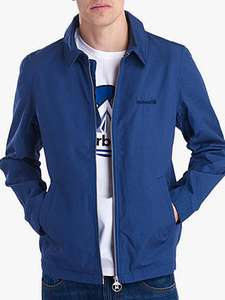 Barbour NT Ware Waxed Cotton Jacket, North Sea Blue - £47 at John Lewis