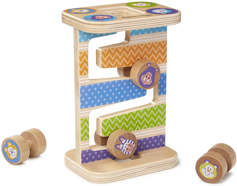 Melissa & Doug Zigzag tower toy at Amazon for £6.50 Prime (£3.49 non Prime)