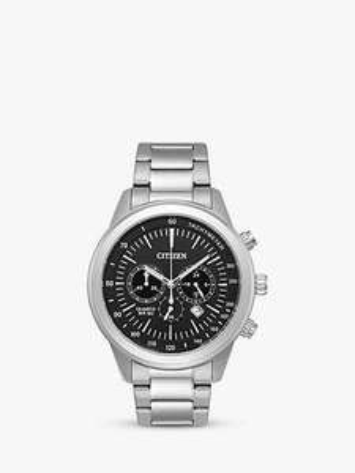 Citizen AN8150-56E Men's Chronograph Watch @ John Lewis for £99