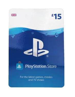 £15 PlayStation Network Wallet Top Up (PSN) at ShopTo for £12.85