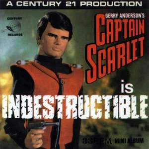 Captain Scarlet for free from Gerry Anderson