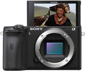 Sony Alpha 6600 APS-C Mirrorless Camera Body £1,014 @ John Lewis and Amazon (+ Sony £150 cashback)
