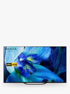 Sony Bravia KD65AG8 (2019) OLED HDR 4K Ultra HD Smart Android TV, 65 £1699 @ John Lewis & Partners