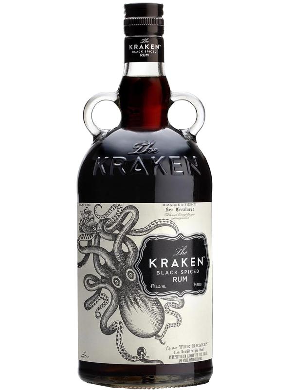 Kraken Black Spiced Rum, 1 Litre £27.99 at Amazon