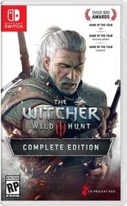 The Witcher 3 switch £36.85 free p&p at Simply Games