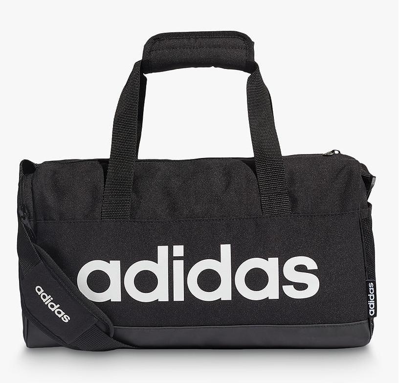 adidas Duffel Bag, Black for £8 / (+£3.50 del) @ John Lewis & Partners