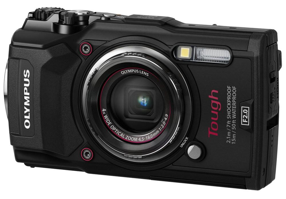 Olympus Tough TG-5 Action Camera (Black) - £180 @ Cameraworld