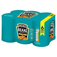 6 pack of Heinz baked beans - £2.99 instore @ Poundstrecher (Dewsbury)