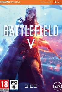 Battlefield V - Standard Edition | PC Download - Origin Code - £8.99 @ Amazon