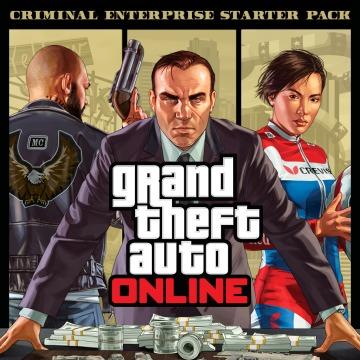 GTA Online: Criminal Enterprise Starter Pack PS4 £3.99 @ Playstation Network