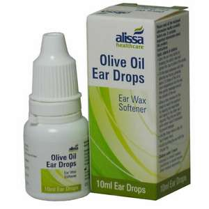 3 Pack Olive Oil Ear Drops With Dropper 10ml £2.55 / 2 Pack £2.19 / 1 Pack £1.71 @ direct_2_chemist / eBay
