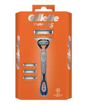 Gillette Fusion Razor + 4 Blades £9.00 @ Morrisons