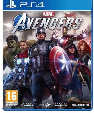 Marvel Avengers + More PS4 Pre-order for £48.85 @ ShopTo