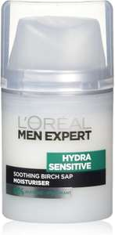 L'Oreal Men Expert Hydra Sensitive Moisturiser, - £3.98 (+£4.49 NP) Delivered @ Amazon