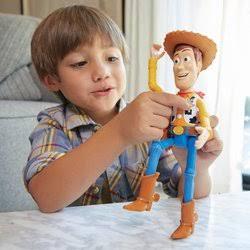 Woody True Talkers Action Figure Disney Pixar Toy Story 4 - £10.99 @ Smyth Toys