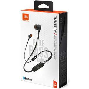 JBL Tune 110BT Wireless In-Ear Headphones - Black - £19.99 @ MyMemory