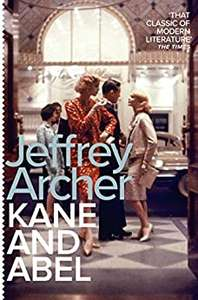 Jeffrey Archer Kane and Abel. Kindle Edition - Free @ Amazon
