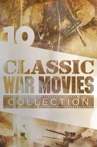 10 War Movies £14.99 / 10 Western Movies £14.99 / 10 Martial Arts Movies £14.99 / Indiana Jones 1-4 - £14.99 @ iTunes