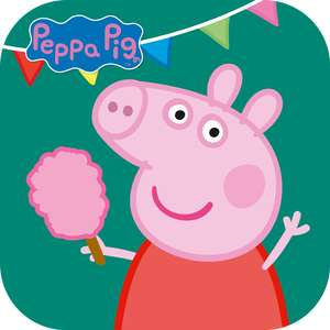 Peppa Pig: Theme Park - Temporarily free @ Google Play Store