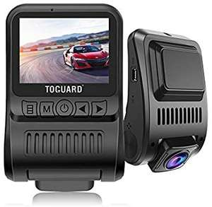 TOGUARD Dash Cam 4K 3840x2160P GPS £34.99 w/voucher - Sold by SAREY FLY and Fulfilled by Amazon