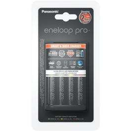 Eneloop Pro Charger and Pro Batteries 4 x AA £31.99 Delivered @ Maplin