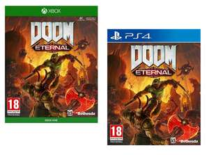 Doom - Eternal [Xbox One/PS4] - £27.59 With Code Delivered @ Boss_deals /eBay