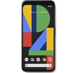 Google Pixel 4 XL 64GB (Unlocked) Just Black - £579 @ WOWCamera