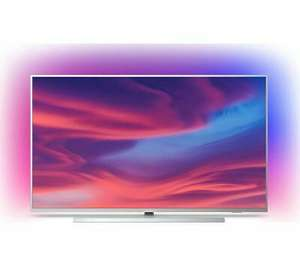 """PHILIPS Ambilight 55PUS7334/12 55"""" Smart 4K Ultra HD HDR LED TV with Google Assistant £449.10 @ Currys / eBay"""