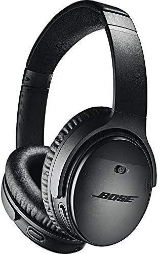 Bose QuietComfort 35 (Series II) Wireless Headphones, Noise Cancelling Awith Alexa built-in - Black £219 at Amazon