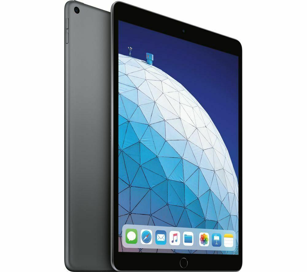 """APPLE 10.5"""" iPad Air (2019) - 64 GB, Space Grey £416.70 w/code @ Currys / eBay"""