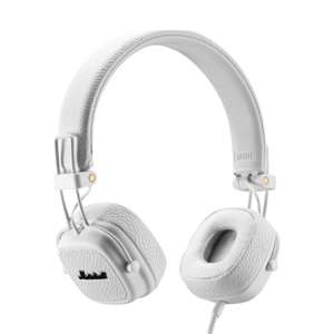 MARSHALL Major III Headphones 40mm Drivers / 18 Month Warranty - White Only - £39.59 Delivered Using Code @ Currys PC World / eBay