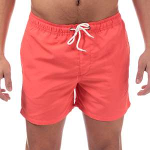 Mens Jack & Jones Malibu Solid Swim Shorts Now £7.99 sizes S up to 2XL Free delivery @ Get The Label