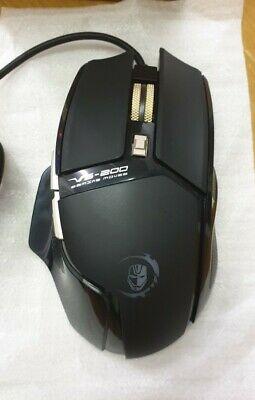 Zodic Gaming Mouse VS-200 Pc/Mac Black USB BNIB Gaming Mouse - £7.99 @ barnardos_charity / eBay