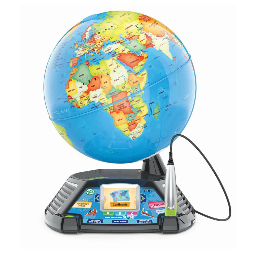 Leapfrog 80-605463 Magic Adventures Globe £56 @ Jarrold