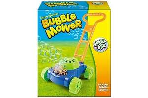 Kids Auto Spillproof Bubble Blowing Lawn Push Mower Outdoor Garden - £9.99 @ gift82014 / eBay
