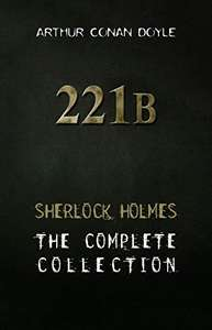 The Complete Sherlock Holmes Collection - free Kindle Edition @ Amazon