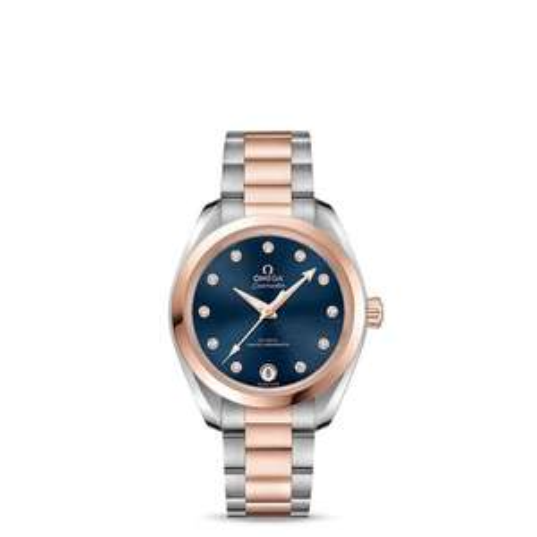 Omega Seamaster Aqua Terra 150M Co-Axial Master Chronometer 34mm £4,200 at Burrells