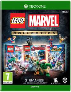 LEGO Marvel Collection (Xbox One) - £22.85 delivered @ Base