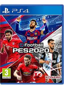 eFootball PES 2020 (PS4) for £12.85 @ Base