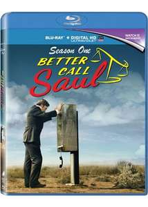 Better Call Saul - Season One (Blu-Ray ) £2.99 delivered at Base