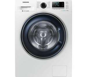 SAMSUNG ecobubble WW90J5456FW/EU 9 kg 1400 Spin Washing Machine - White £322.15 with code at Currys on eBay